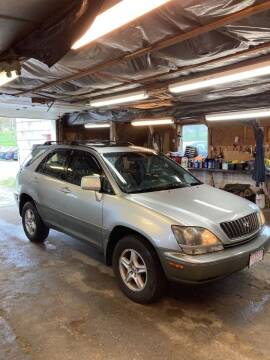 2000 Lexus RX 300 for sale at Lavictoire Auto Sales in West Rutland VT
