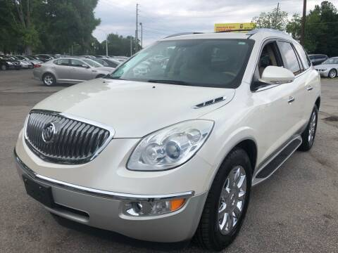 2012 Buick Enclave for sale at Atlantic Auto Sales in Garner NC