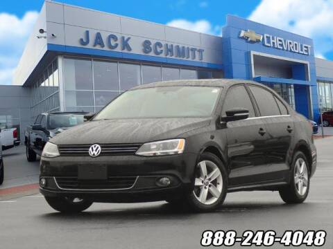 2011 Volkswagen Jetta for sale at Jack Schmitt Chevrolet Wood River in Wood River IL