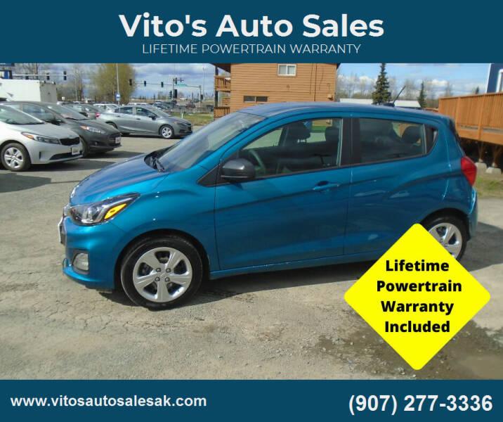 2019 Chevrolet Spark for sale at Vito's Auto Sales in Anchorage AK