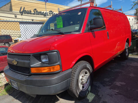 2016 Chevrolet Express Cargo for sale at White River Auto Sales in New Rochelle NY