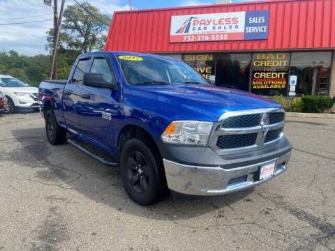 2017 RAM Ram Pickup 1500 for sale at Payless Car Sales of Linden in Linden NJ
