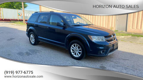 2013 Dodge Journey for sale at Horizon Auto Sales in Raleigh NC