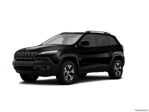 2014 Jeep Cherokee for sale at West Motor Company in Hyde Park UT