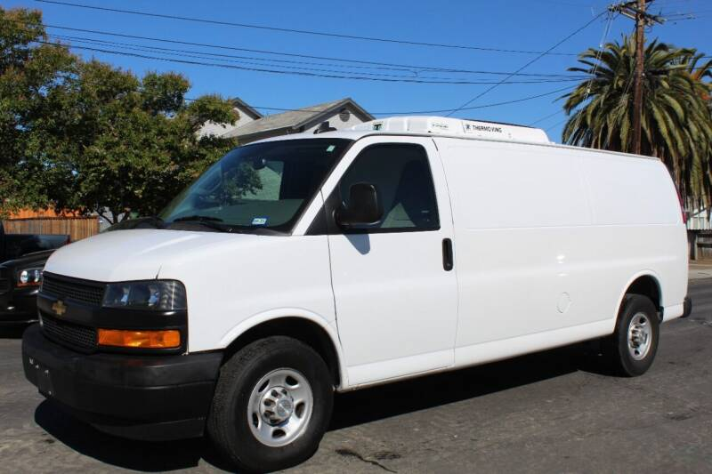 2019 Chevrolet Express Cargo for sale at CA Lease Returns in Livermore CA