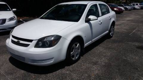 2008 Chevrolet Cobalt for sale at JacksonvilleMotorMall.com in Jacksonville FL