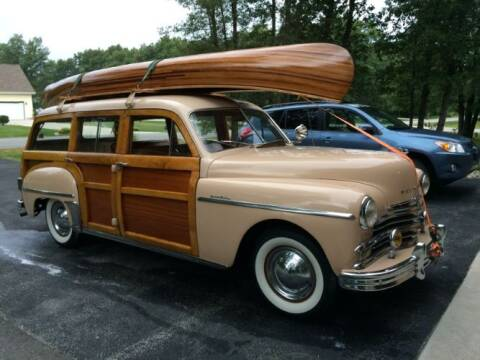 1949 Plymouth Deluxe for sale at Haggle Me Classics in Hobart IN