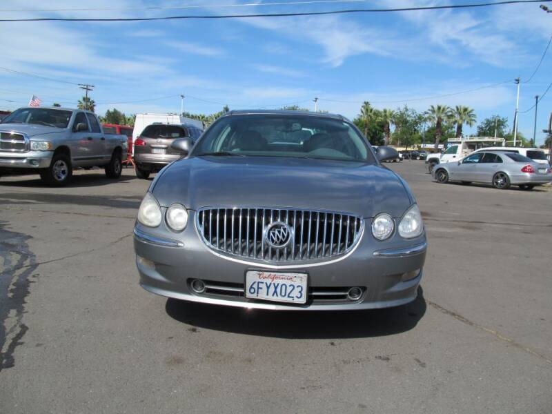 2008 Buick LaCrosse for sale at Dealer Finance Auto Center LLC in Sacramento CA