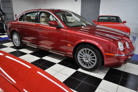 2006 Jaguar S-Type for sale at Podium Auto Sales Inc in Pompano Beach FL