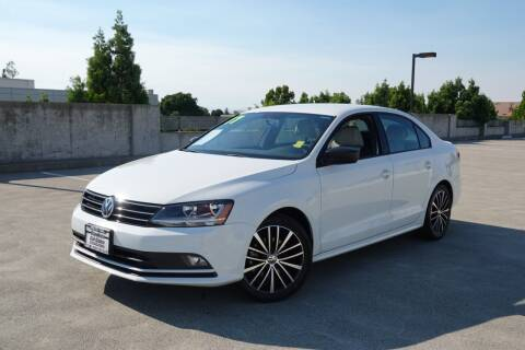 2017 Volkswagen Jetta for sale at BAY AREA CAR SALES 2 in San Jose CA