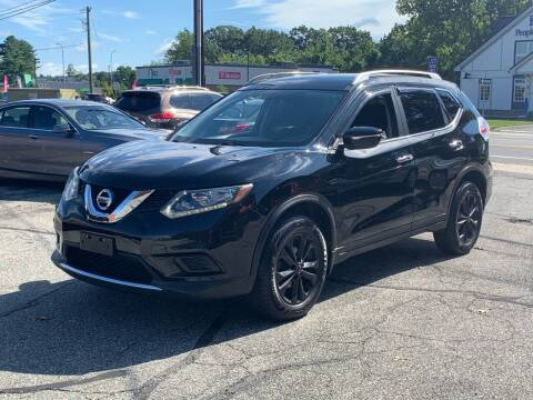 2014 Nissan Rogue for sale at Ludlow Auto Sales in Ludlow MA