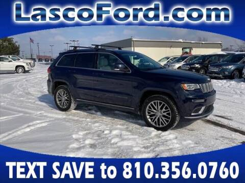 2018 Jeep Grand Cherokee for sale at LASCO FORD in Fenton MI