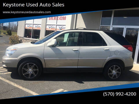2005 Buick Rendezvous for sale at Keystone Used Auto Sales in Brodheadsville PA