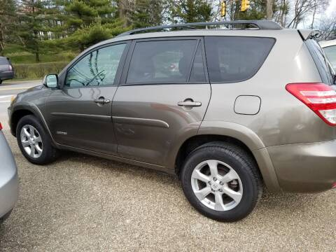 2010 Toyota RAV4 for sale at Action Auto Sales in Parkersburg WV