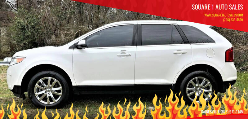 2013 Ford Edge for sale at Square 1 Auto Sales - Commerce in Commerce GA