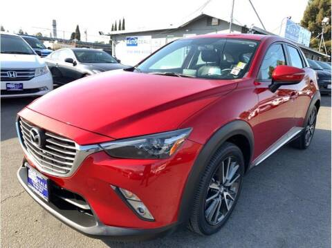 2016 Mazda CX-3 for sale at AutoDeals in Hayward CA