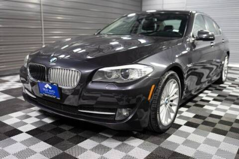 2013 BMW 5 Series for sale at TRUST AUTO in Sykesville MD