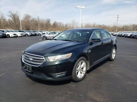 2014 Ford Taurus for sale at White's Honda Toyota of Lima in Lima OH