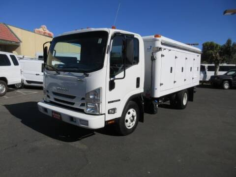 2016 Isuzu NPR for sale at Norco Truck Center in Norco CA