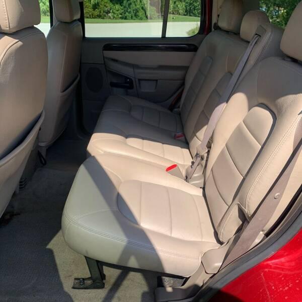 2004 Ford Explorer Limited 4dr SUV - Palm Bay FL