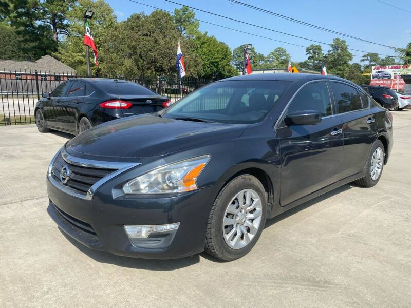 2015 Nissan Altima for sale at Auto Land Of Texas in Cypress TX