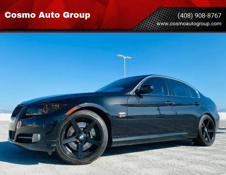 2011 BMW 3 Series for sale at Cosmo Auto Group in San Jose CA