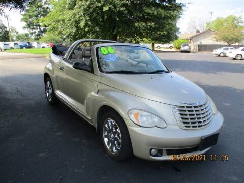 2006 Chrysler PT Cruiser for sale at Euro Asian Cars in Knoxville TN