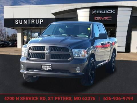 2016 RAM Ram Pickup 1500 for sale at SUNTRUP BUICK GMC in Saint Peters MO