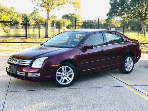 2007 Ford Fusion for sale at Texas Auto Corporation in Houston TX