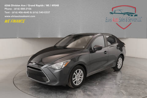 2017 Toyota Yaris iA for sale at Elvis Auto Sales LLC in Grand Rapids MI