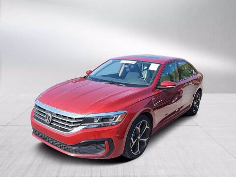 2020 Volkswagen Passat for sale at Fitzgerald Cadillac & Chevrolet in Frederick MD