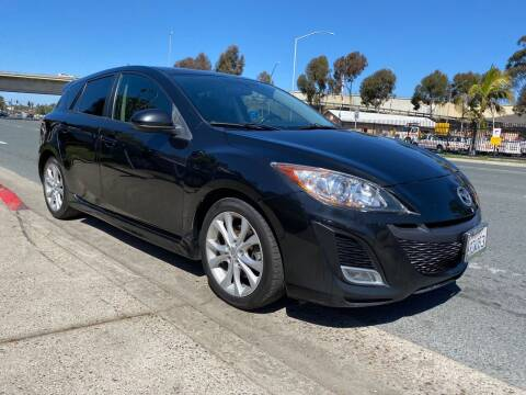 2011 Mazda MAZDA3 for sale at Beyer Enterprise in San Ysidro CA