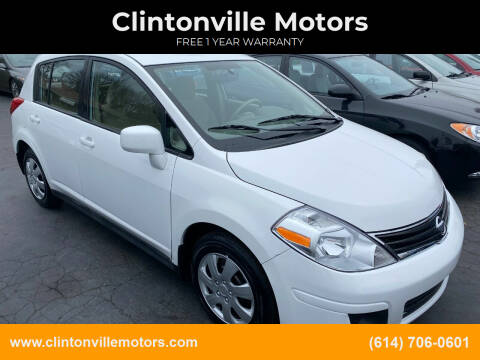 2011 Nissan Versa for sale at Clintonville Motors in Columbus OH