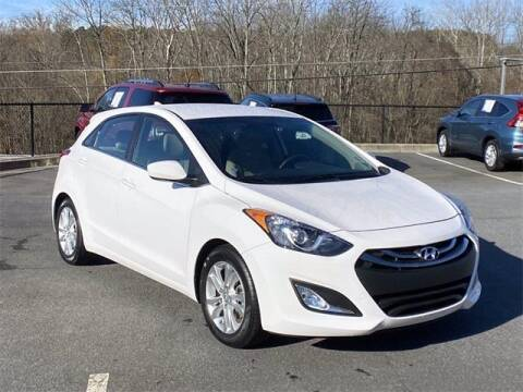 2013 Hyundai Elantra GT for sale at CU Carfinders in Norcross GA