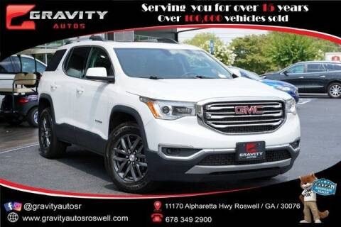 2018 GMC Acadia for sale at Gravity Autos Roswell in Roswell GA