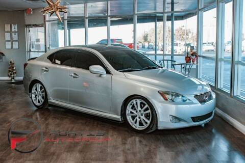 2006 Lexus IS 250 for sale at Fortis Auto Group in Las Vegas NV