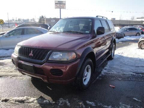2001 Mitsubishi Montero Sport for sale at A&S 1 Imports LLC in Cincinnati OH