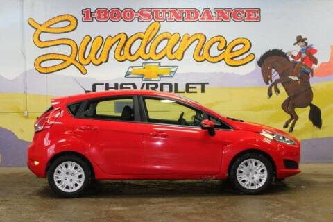 2015 Ford Fiesta for sale at Sundance Chevrolet in Grand Ledge MI