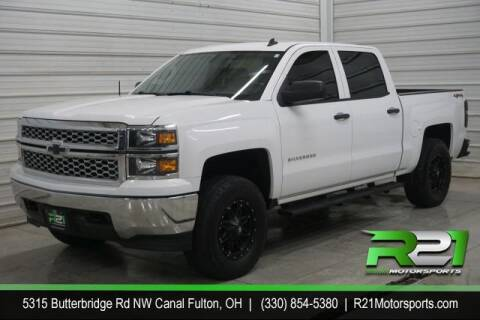 2014 Chevrolet Silverado 1500 for sale at Route 21 Auto Sales in Canal Fulton OH