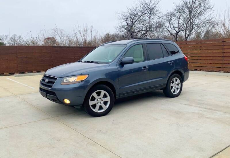 2007 Hyundai Santa Fe for sale at Cartopia Auto Sales in St Louis MO
