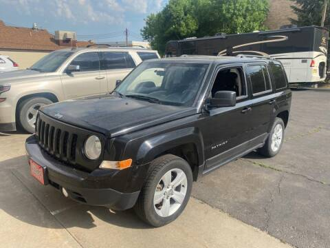 2014 Jeep Patriot for sale at Willrodt Ford Inc. in Chamberlain SD