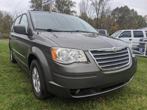 2010 Chrysler Town and Country for sale at GREAT DEALS ON WHEELS in Michigan City IN