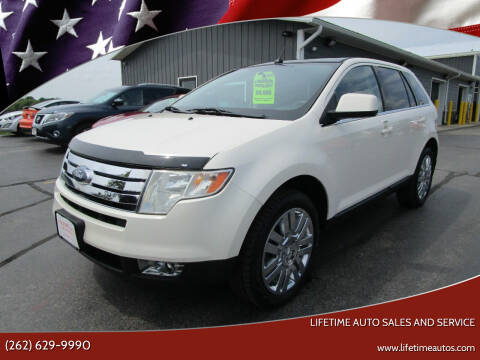 2008 Ford Edge for sale at Lifetime Auto Sales and Service in West Bend WI