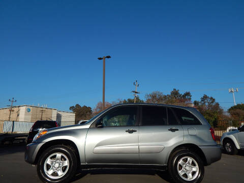 2005 Toyota RAV4 for sale at Direct Auto Outlet LLC in Fair Oaks CA