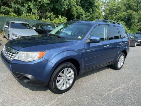 2011 Subaru Forester for sale at Dream Auto Group in Dumfries VA