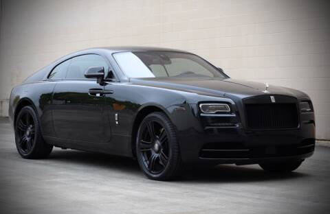 2014 Rolls-Royce Wraith for sale at MS Motors in Portland OR