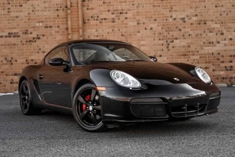 2006 Porsche Cayman for sale at Vantage Auto Wholesale in Lodi NJ