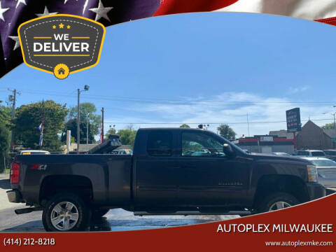 2010 Chevrolet Silverado 1500 for sale at Autoplex 2 in Milwaukee WI