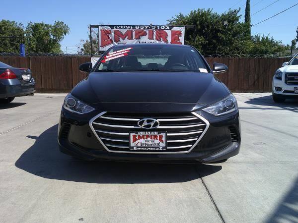 2017 Hyundai Elantra for sale at Empire Auto Sales in Modesto CA
