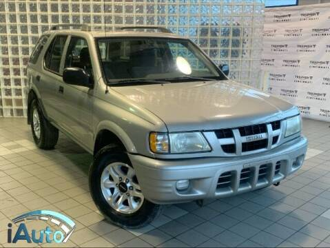 2004 Isuzu Rodeo for sale at iAuto in Cincinnati OH